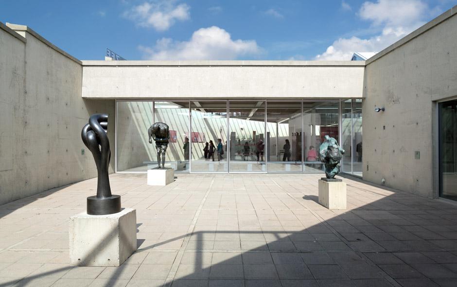 Grafisch ontwerpbureau Studio Mooijman en Mittelberg, Den Haag, Museum Beelden aan Zee