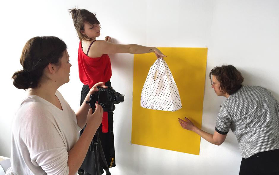 Eva&Anne, website, Studio Mooijman en Mittelberg, logo restyle, ontwerp, Den Haag