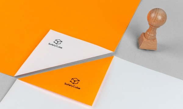 SafetyCube project, identiteit, logo, huisstijl, Studio Mooijman en Mittelberg, grafisch ontwerpbureau Den Haag