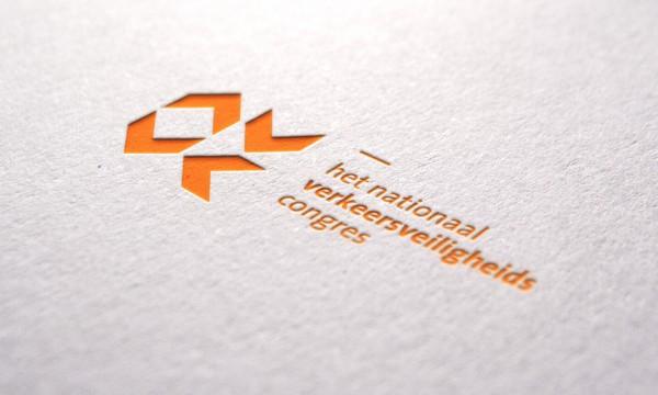 Het Nationaal Verkeersveiligheidscongres, NVVC, identiteit, logo, huisstijl, Studio Mooijman en Mittelberg, grafisch ontwerpbureau Den Haag