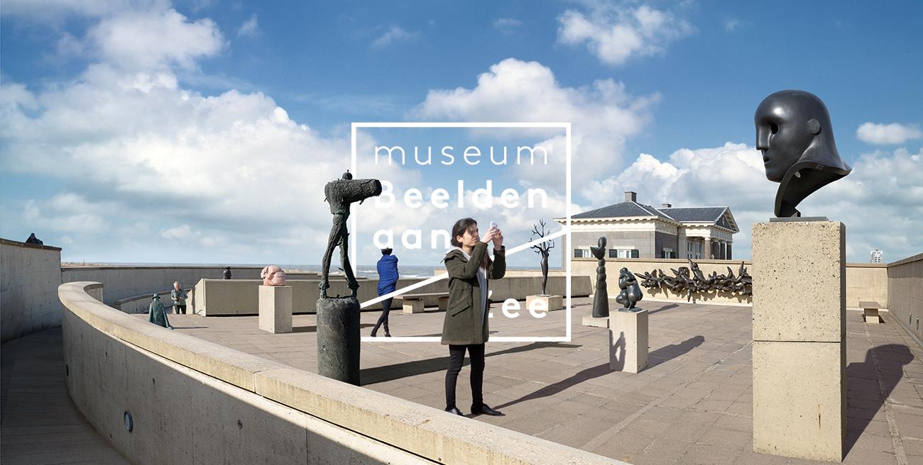Museum Beelden aan Zee – Studio Mooijman en Mittelberg, Grafisch ontwerpbureau, Den Haag
