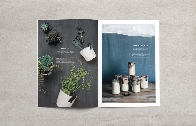 Rescued catalogus – Studio Mooijman en Mittelberg, Grafisch ontwerpbureau, Den Haag