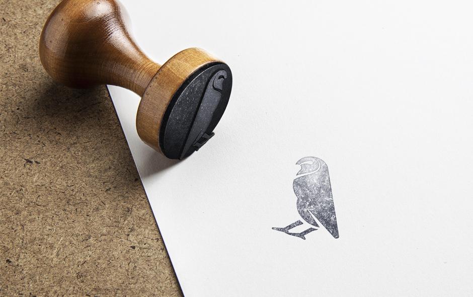 Tender Services Group stempel – Studio Mooijman en Mittelberg, Grafisch ontwerpbureau, Den Haag