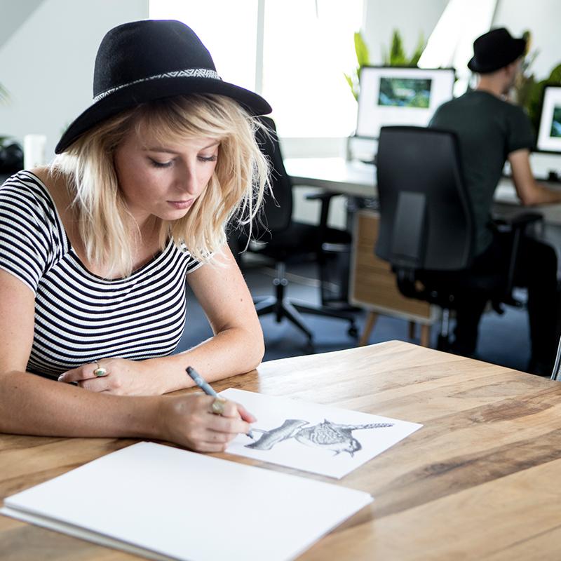 Sophie Mittelberg – Studio Mooijman en Mittelberg, Grafisch ontwerpbureau, Den Haag