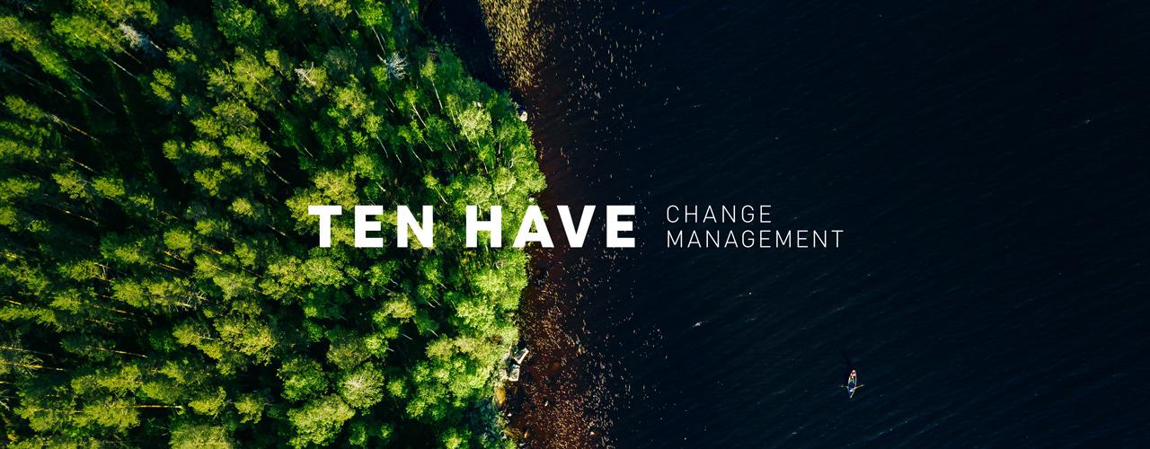 Ontwerp website Ten Have Change Management, Studio Mooijman en Mittelberg