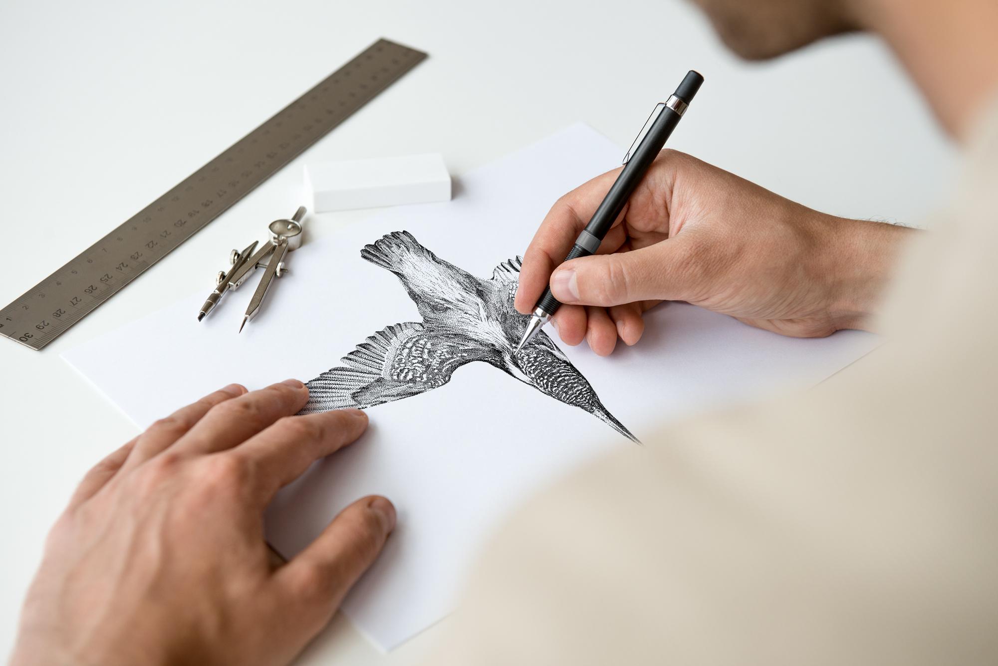 Illustreren Soller Business Hotel, Studio Mooijman en Mittelberg, grafisch ontwerbureau Den Haag