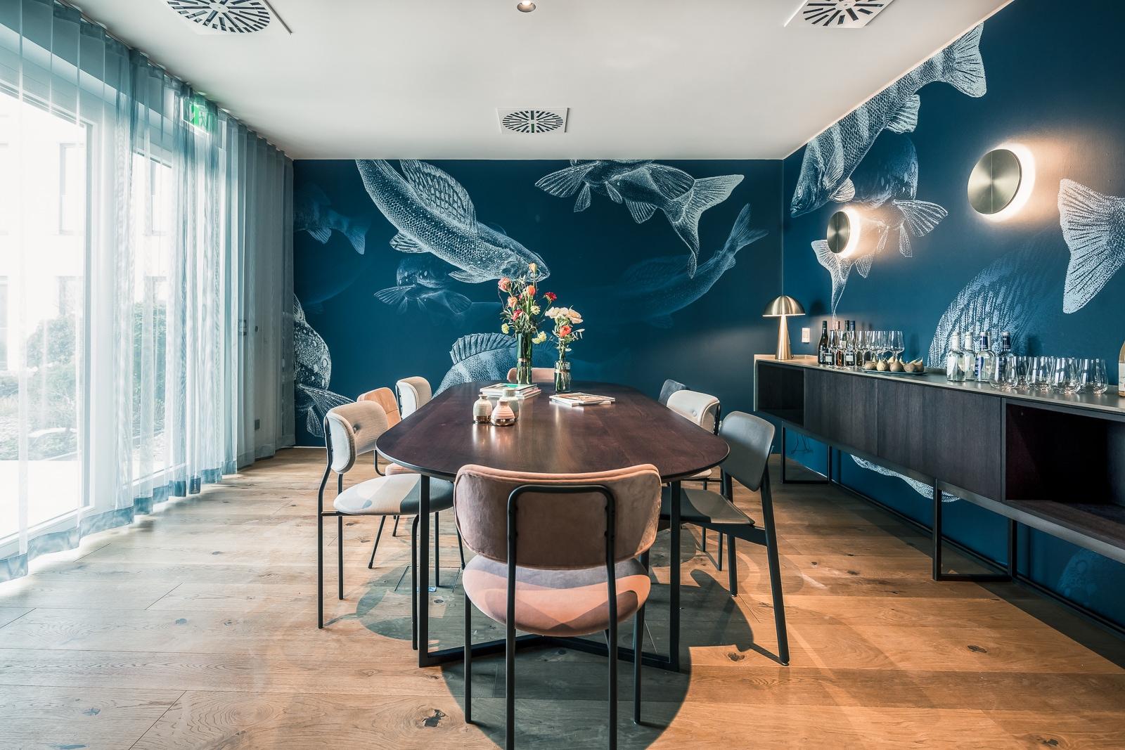 Illustraties Business Hotel, Studio Mooijman en Mittelberg, grafisch ontwerbureau Den Haag