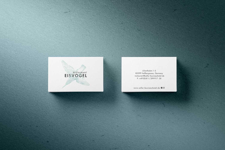 Visitekaartje Soller Business Hotel, Studio Mooijman en Mittelberg, grafisch ontwerbureau Den Haag